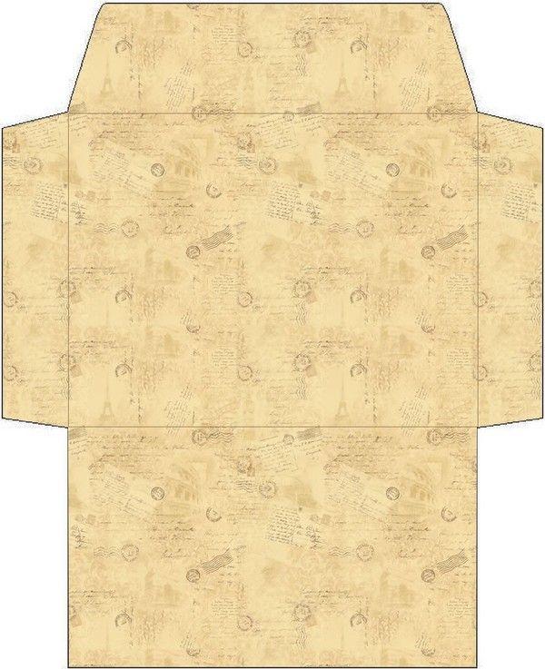Fabuleux enveloppes a imprimer UM83